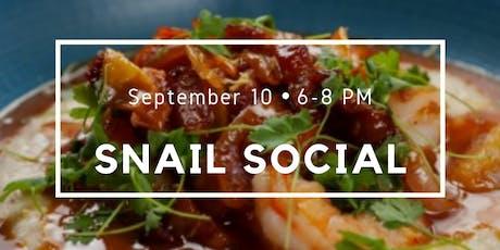 Snail Social @ Jim & Neesie tickets
