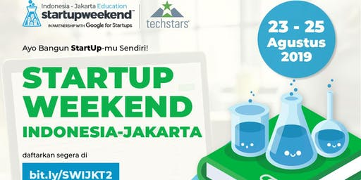 Techstars Startup Weekend Indonesia - Jakarta