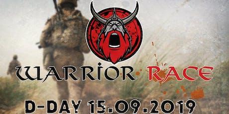 Warrior Race (Obstacle/Orientation Race) - 8km billets
