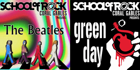 School of Rock Season Show (Green Day & The Beatles) tickets