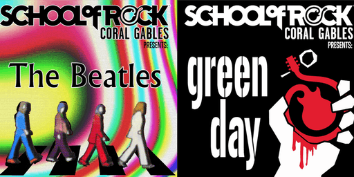 School of Rock Season Show (Green Day & The Beatles)