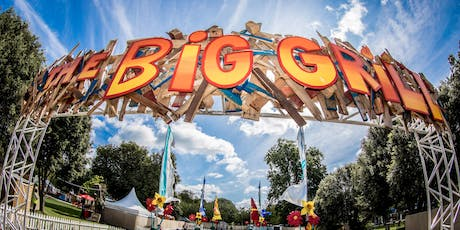 The Big Grill Festival 2020 tickets