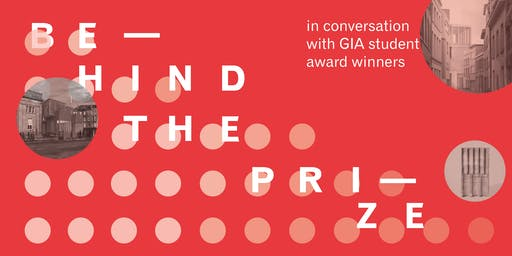 Behind The Prize: In Conversation with GIA Student Award Winners 2019