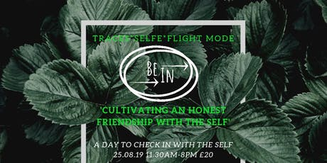 BeIn: Cultivating an honest friendship with the Self tickets