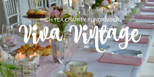 Viva Vintage High Tea Party