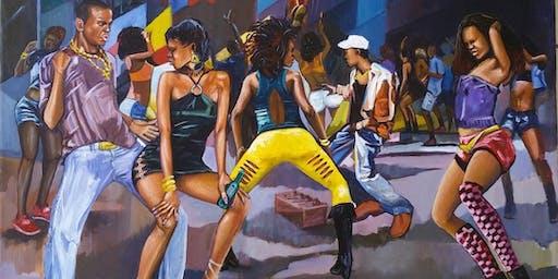 Dancehall Lounge: REGGAE • SOCA • AFROBEATS