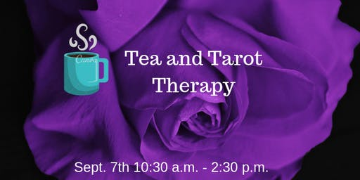 Tea and Tarot Therapy