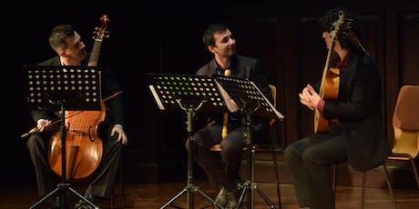 D'italia con Amore, Compositori entradas