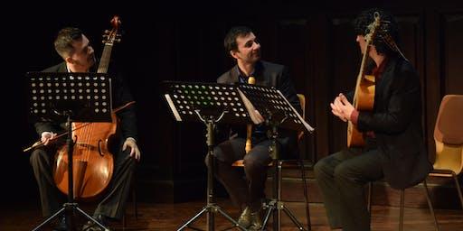 D'italia con Amore, Compositori