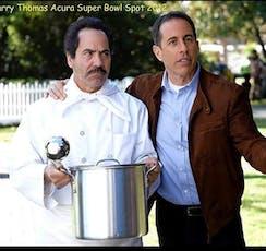 Festivus 2019 w Actor Larry Thomas aka Seinfelds Soup Nazi & Wally the goat tickets