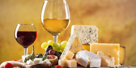 Class in a Glass: Wine and Cheese tickets