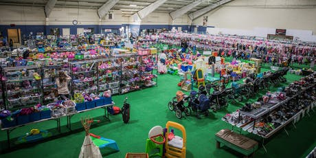Just Between Friends Schaumburg/Palatine Fall 2019 Children's Consignment Sale Tickets tickets