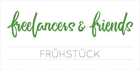 freelancers & friends: Frühstück Tickets