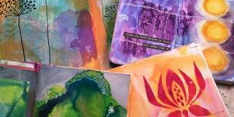 Art Journaling Workshop: A Creative Outlet for Self Expression tickets