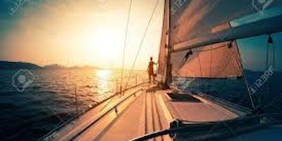 Beautiful Night of Sailing & preparing for departure
