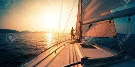 Beautiful Night of Sailing & preparing for departure tickets