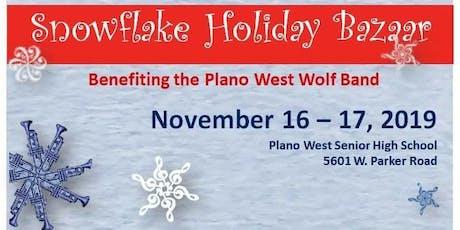 Snowflake Holiday Bazaar tickets