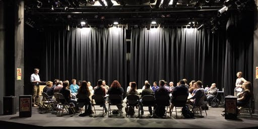 The 24 Hour Plays: Lancaster 2019
