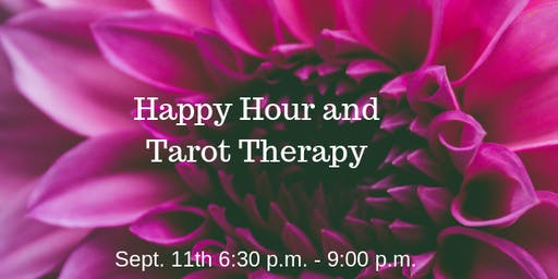 Happy Hour Tarot Therapy