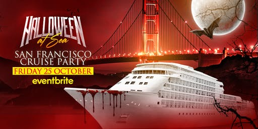 Halloween Cruise party