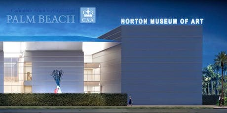 Norton Museum and Table 26 - Columbia Club event tickets