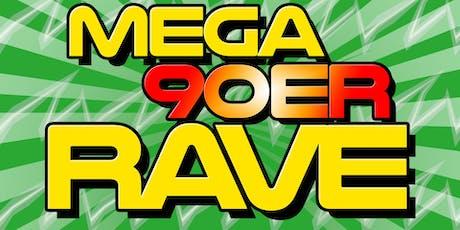 Mega 90er Rave / DUNE, Mark OH, Talla 2XLC Tickets