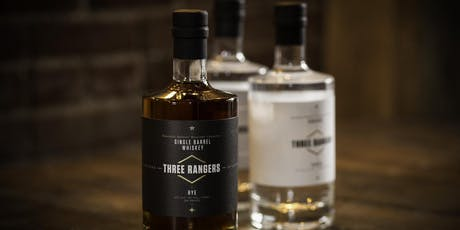Three Rangers - How a Team of US Army Rangers Attacked the Whiskey Market tickets