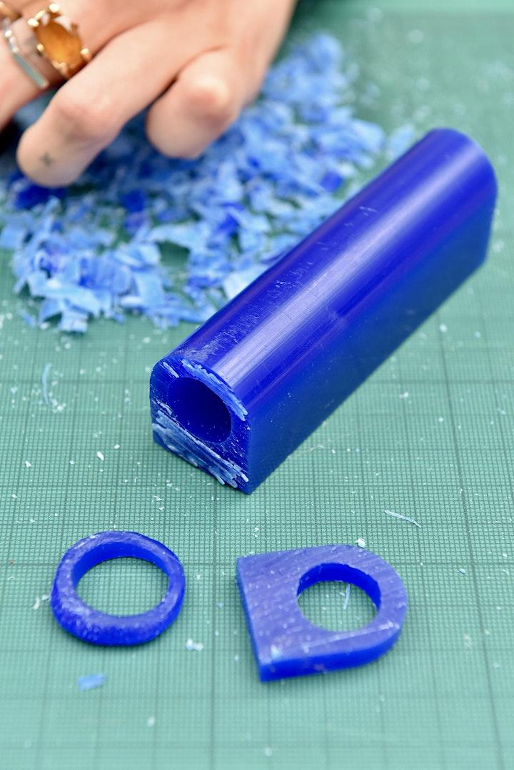 Silver Ring Workshop image