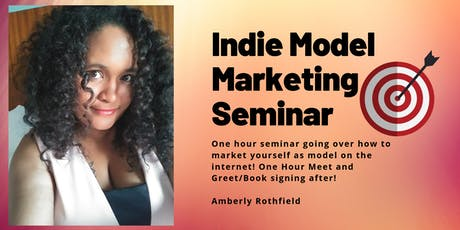 Indie Model Marketing - Amberly Rothfield Austin TX tickets