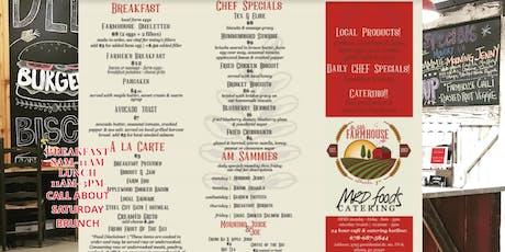 Breakfast Club: Little Farmhouse Cafe tickets