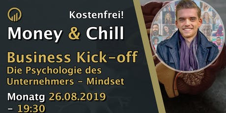 Business Kick-off - Mindset (Die Psychologie des Unternehmers) Tickets