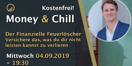 Money & Chill – Der Finanzielle Feuerlöscher Tickets