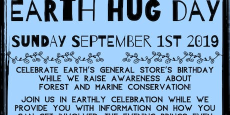 Earth Hug Day Festival - Two Parts tickets