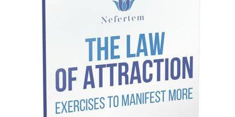 The Law Of Attraction Liverpool - 5th September - Liverpool Central Library tickets