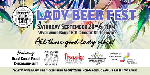 Lady Beer Fest