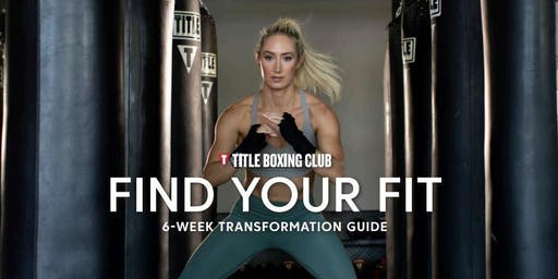 Find your Fit 6 week Fitness Challenge at TITLE Boxing Club