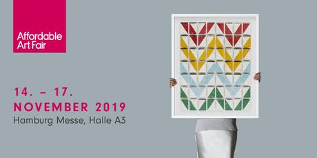Affordable Art Fair Hamburg 2019 Tickets