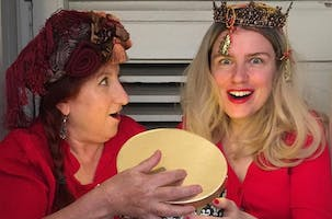 *Xmas Blues Feat. Meredith Axelrod and Suzy Thompson with special guest Del Rey