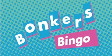 Bonkers Bingo Hamilton Feat GBX tickets