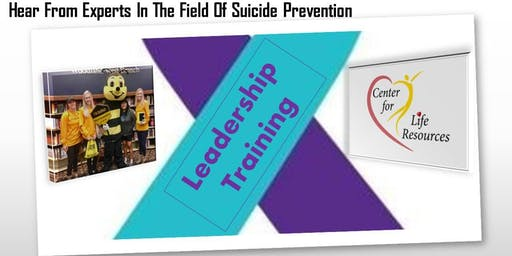 Leadership Training Suicide Prevention