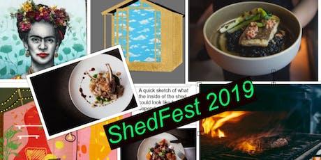 ShedFest 2019 - A Celebration Safari Dinner during London Design Festival tickets