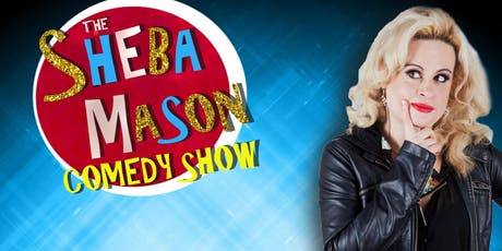 Sheba Mason Comedy Show tickets