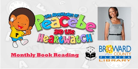 The Adventures of Peacebe and the Heartwatch: Monthly Book Reading tickets