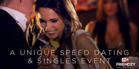 Unique Speed Dating & Singles Event In Stamford, CT - Ages 25 to 39 tickets