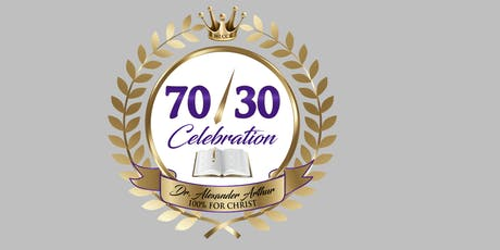Word of Life 70/30 Celebration tickets