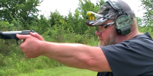 Critical Defensive Pistol Skills - Weatherford TX