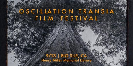 Oscillation Transia Film Festival tickets