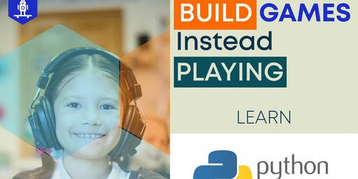 Free Python Demo Class for Kids - 10 years and above