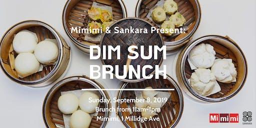 Dim Sum Brunch by Mimimi & Sankara
