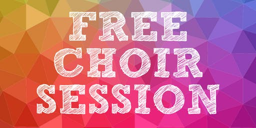 Free Choir Session with Hullabaloo Community Quire